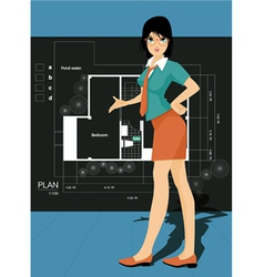 Architects vector