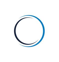 eye care logo design template vector image