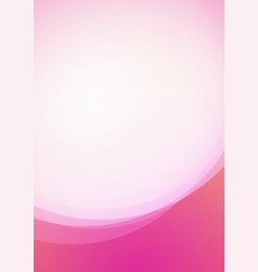pink background with love and passion mood vector image