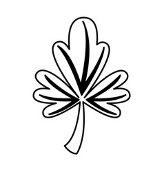 vegetable pizza ingredient icon vector image