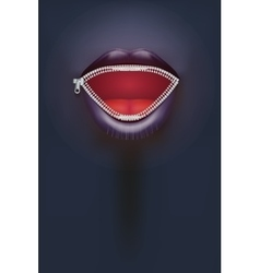 Night club poster vector