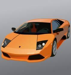 Lamborghini murcielago vector