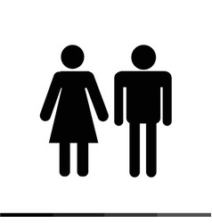 pictogram people icon design vector image