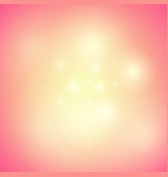 warm orange background with glow shine and vector image