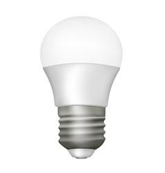 Led lamp vector
