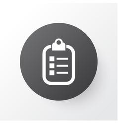 Record icon symbol premium quality isolated mark vector