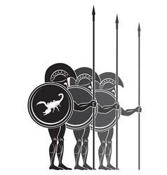 Spartan vector