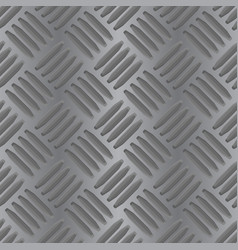 Metal non slip background seamless pattern vector