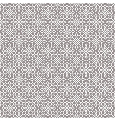 Ornamental abstract pattern vector