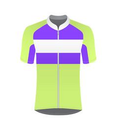 Road racing cycling vector