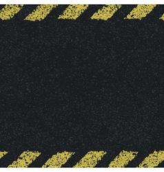 Industrial Hazard Lines Background vector image