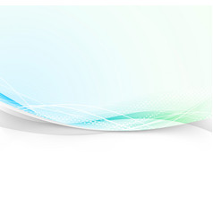 bright abstract transparent layout background vector image