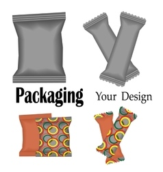 Packaging Box Design vector