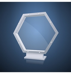Transparency lightbox vector image