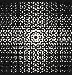 Halftone pattern texture circular form vector