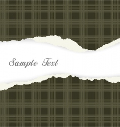 table cloth background vector image vector image