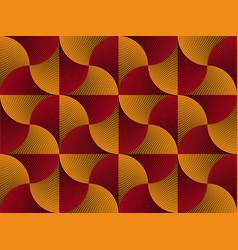 African wax print fabric ethnic ankara textile vector