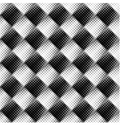 circle pattern background - monochrome graphic vector image