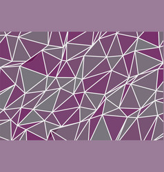 Color abstract triangle strip pattern generative vector