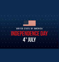 Collection of independence day style vector