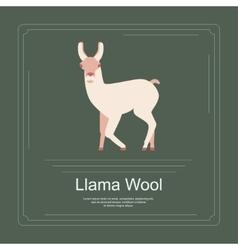 Logotype of llama vector