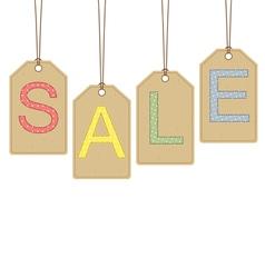 Sale banner vector image