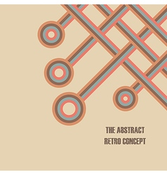 155abstract vintage vector