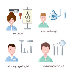 Design hospital and healthcare logo vector