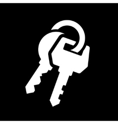 Keys Icon vector