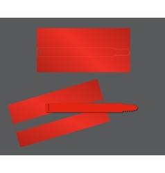 New Year postccard vector image