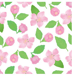 appl bl pattern vector image vector image