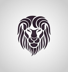 LION6 vector image vector image