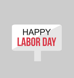 Background labor day collection stock vector