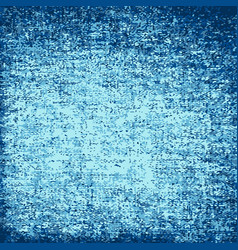 blue denim fabric jeans shabdenim vector image