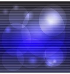 Dark blue striped decorative background vector