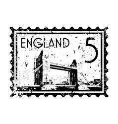 london print icon vector image