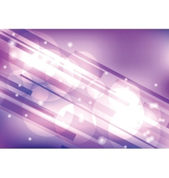 shiny purple background vector image