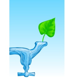 Water for life vector