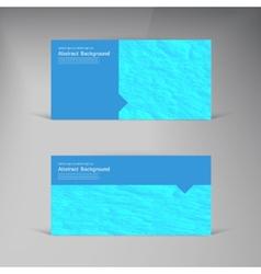 flat UI design trend set business vector image