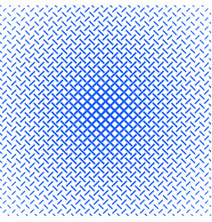 Blue and white halftone stripe pattern background vector