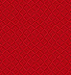 Seamless abstract geometric square pattern vector image