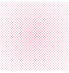 abstract halftone line pattern background vector image