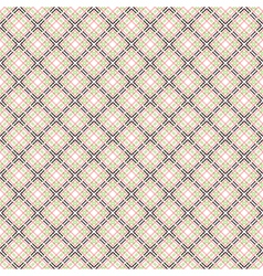 Seamless mesh pattern over white vector image