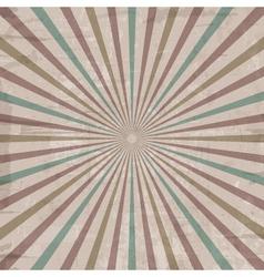 starburst effect vector image