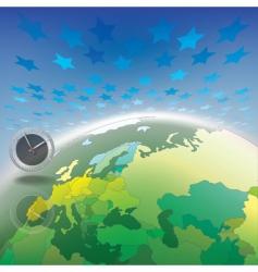world views vector image vector image