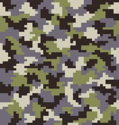 Digital camouflage vector