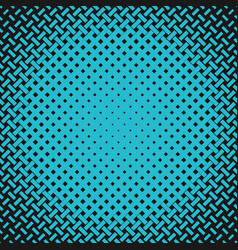 blue geometric halftone pattern background from vector image