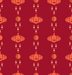 Halloween pattern20 vector image