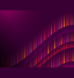 Purple abstract modern background with color vector
