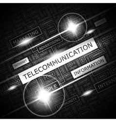 TELECOMMUNICATION vector